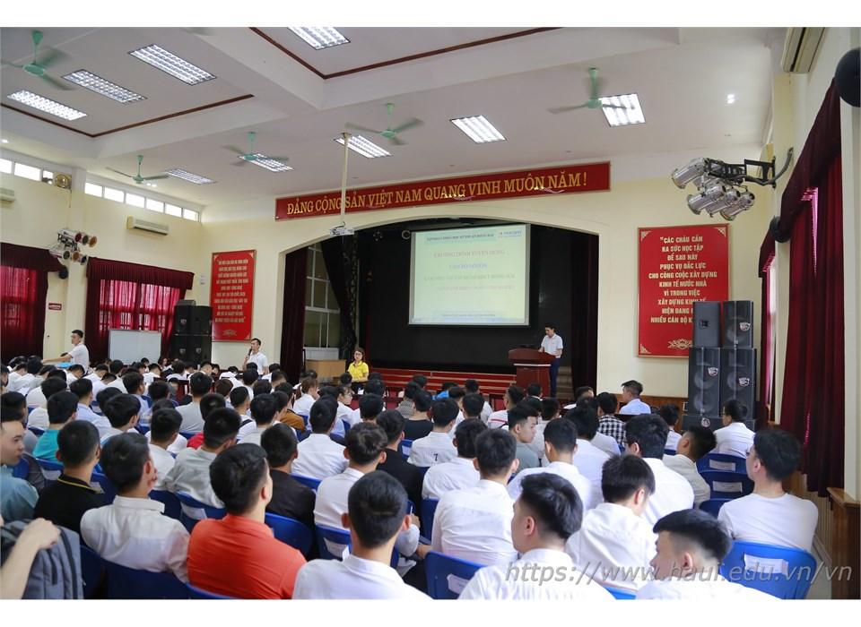 Hội thảo cơ hội việc làm tại Tập đoàn KHKT Hồng Hải (Foxconn) và nhiều cơ hội làm việc tại Nhật Bản