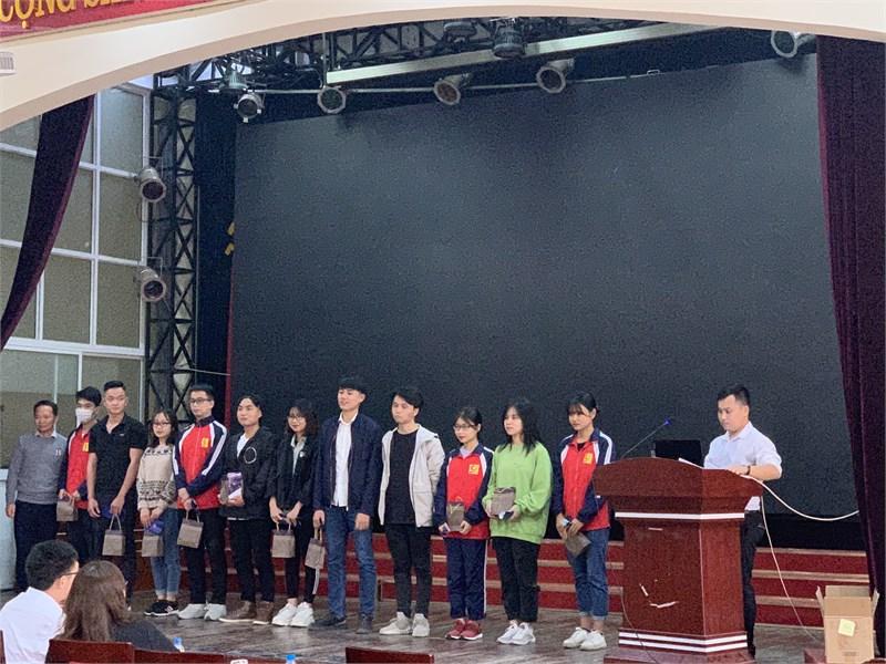 Hội thảo cơ hội việc làm của Công ty TNHH Deli Việt Nam