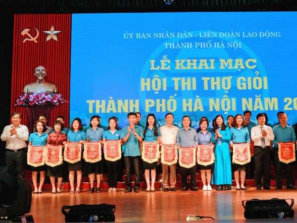 Hội thi thợ giỏi Thành phố Hà Nội (03/10 - 05/10)
