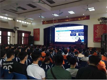 Hội thảo cơ hội việc làm và định hướng nghề nghiệp của Cơ quan xúc tiến công nghiệp, công nghệ thông tin Hàn Quốc (NIPA)