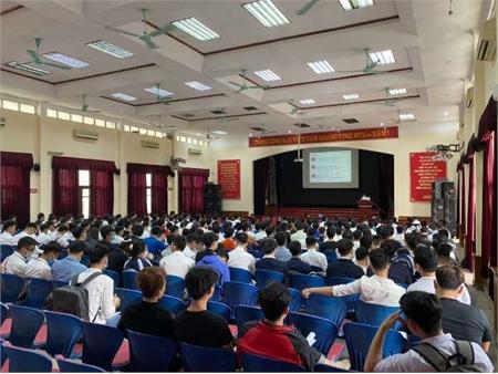 Hội thảo cơ hội việc làm của Công ty TNHH LG Display Việt Nam