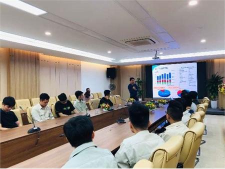 Hội thảo giới thiệu chương trình đào tạo lớp kỹ sư tài năng của Công ty Cổ phần O-OKA Giken Nhật Bản dành cho SV Đại học K13, 14