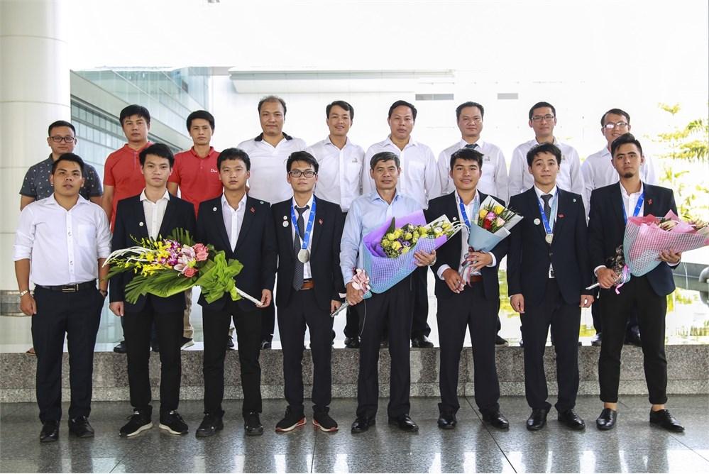 Trường Đại học Công nghiệp Hà Nội đạt thành tích tốt tại kỳ thi tay nghề ASEAN