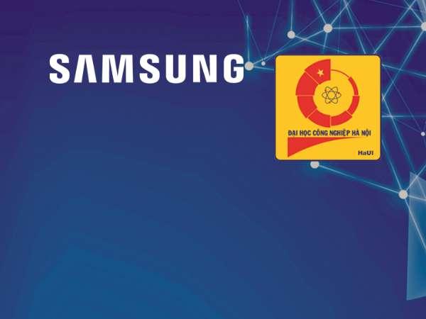 Hội thảo cơ hội việc làm của Công ty TNHH Samsung Electronics Việt Nam