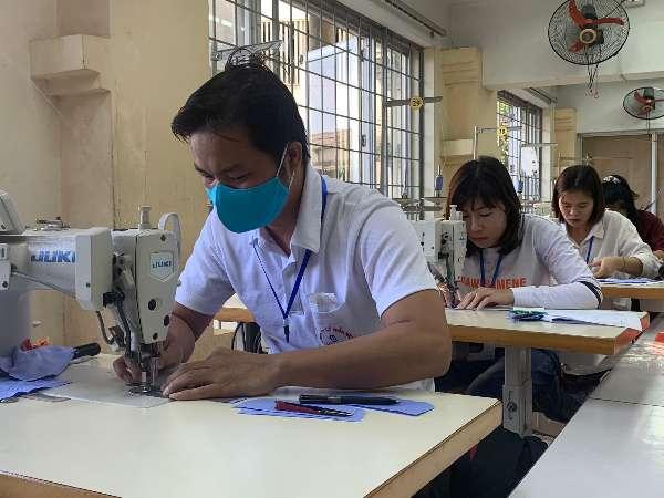 Đánh giá thí điểm kỹ năng nghề May công nghiệp