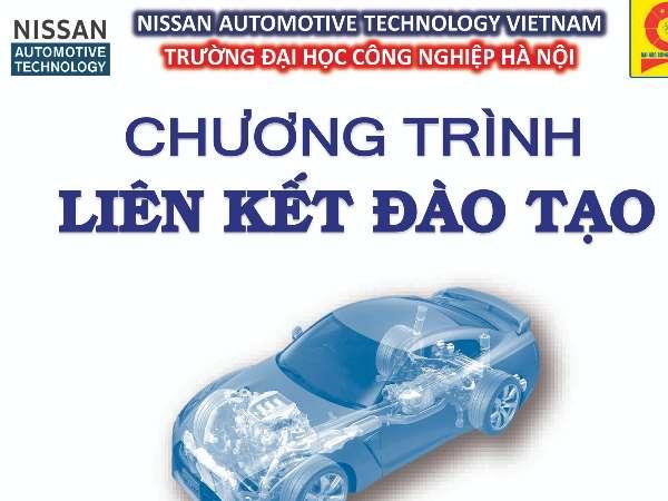Thông báo đăng ký thi tuyển vòng 1 chương trình liên kết đào tạo kỹ sư tài năng của Công ty TNHH Nissan Automotive Technology Việt Nam Khóa 7